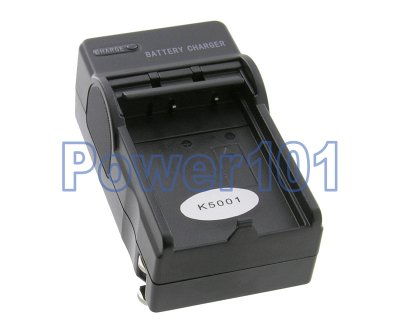 Kodak Klic-5001 camera battery compact charger