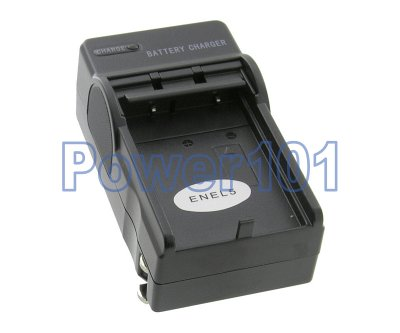 Nikon EN-EL5 camera battery compact charger
