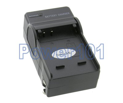 Compact Charger for Panasonic S005 BCC12 +euro +car