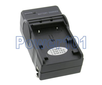 Compact Charger for Samsung LSM80 LSM160 +euro +car