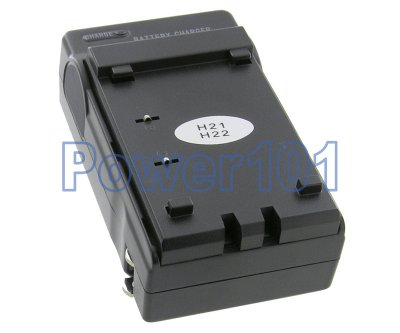 Sharp BTH22 camcorder battery compact charger