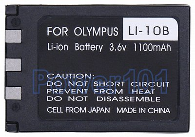 Sanyo VPC-AZ3EX LI-10B Camera Battery