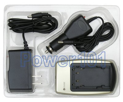 JVC BN-V428u camcorder battery charger