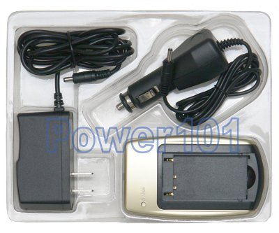 Charger for Samsung SB-P90 P180 and BP780S +car