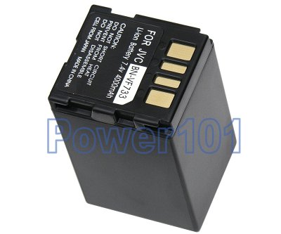 JVC BN-VF733u camcorder battery